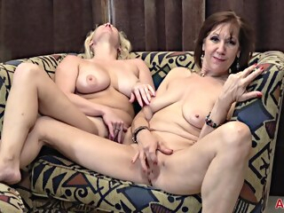 big tits blonde Ladies on ladies and this amazing scene