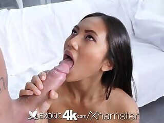 hd  EXOTICK Various Asians Choke Down Big Dick Compilationp